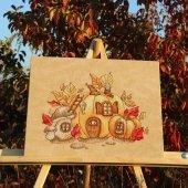Який затишний осінній чарівний