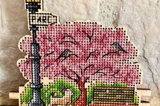 Арт.0509 💰250 грн  Люблю дерев